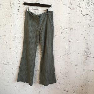 WET SEAL GREY SPARKLE TROUSERS M